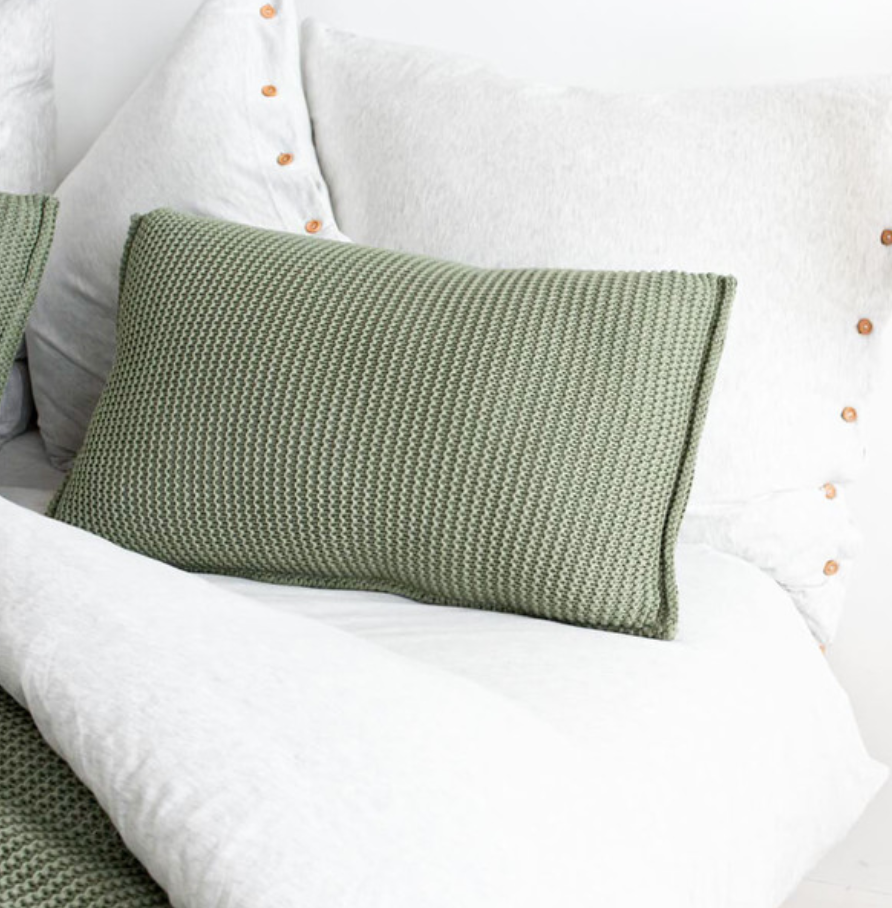 Calm Cushion Sage
