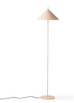 Floor Lamp Nude Pink