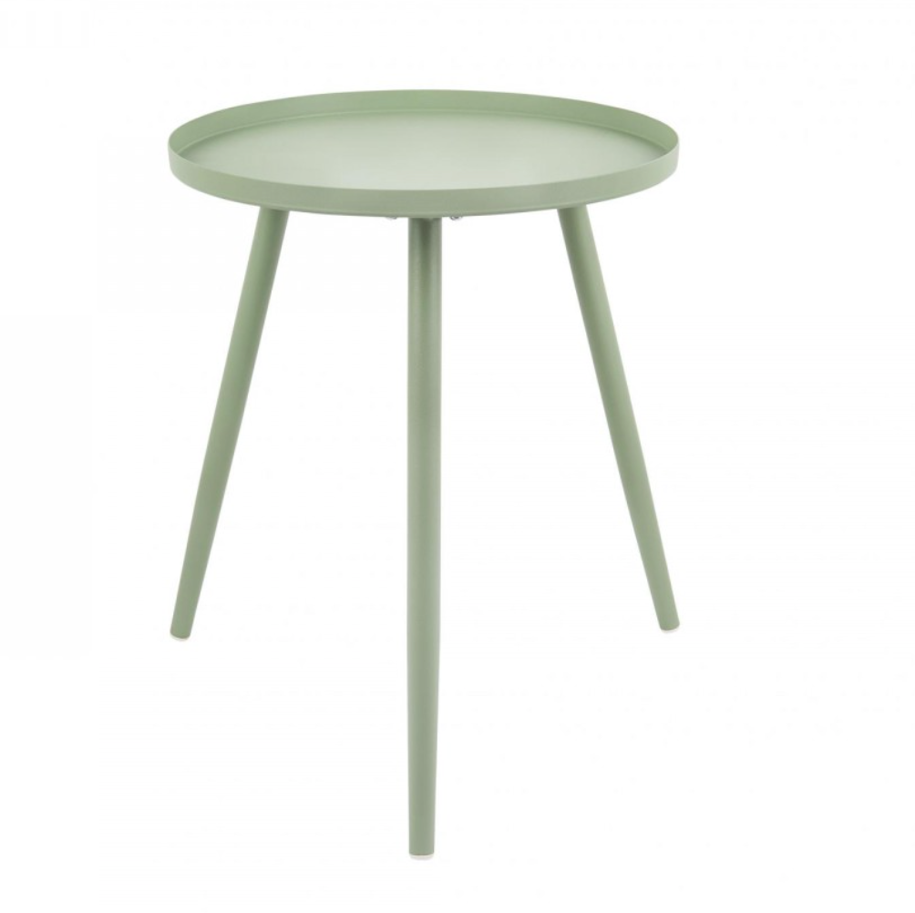 Green (Grayed Jade) Side Table