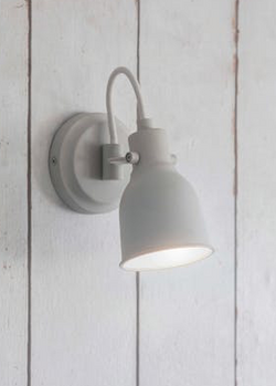 Wall Light Off White