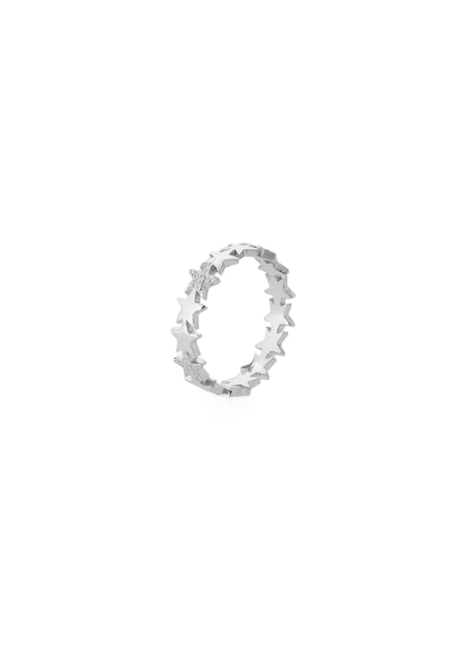 Stardust Ring (Silver)