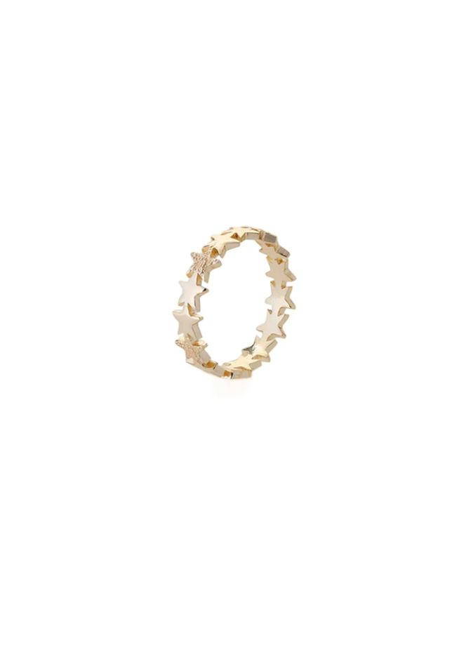 Stardust Ring (Gold)