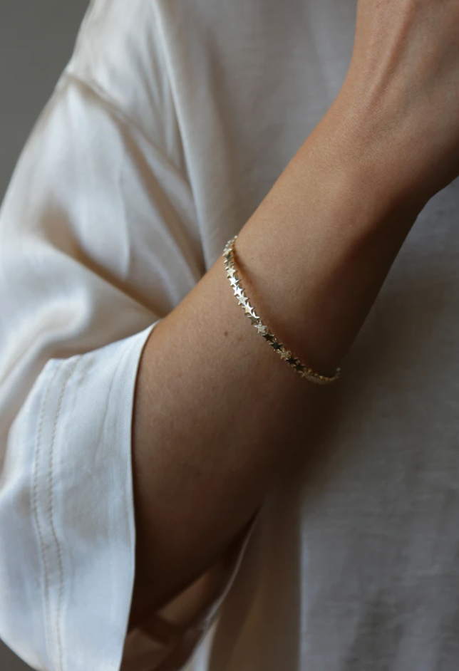 Stardust Bangle (Gold)