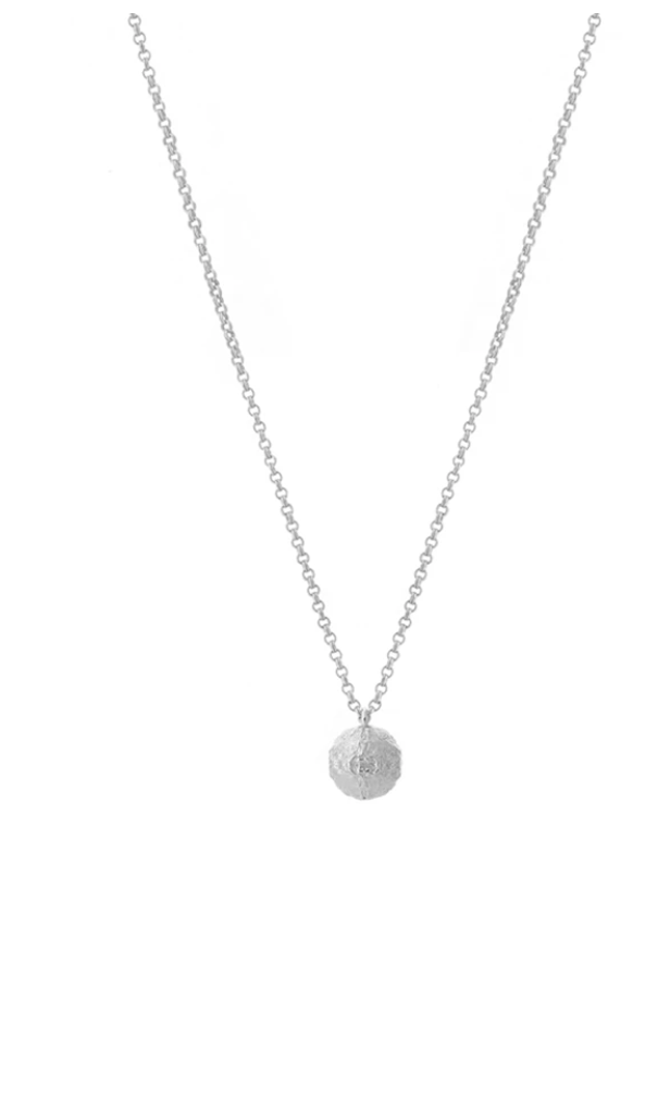 Orb Necklace (Silver)