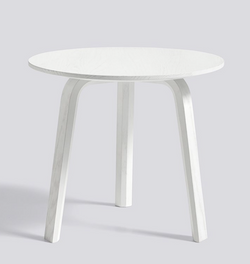 Bella Round Coffee / Side Table Small (also available in black)