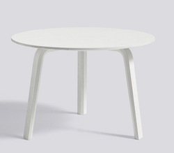 Bella Round Coffee / Side Table (also available in black)