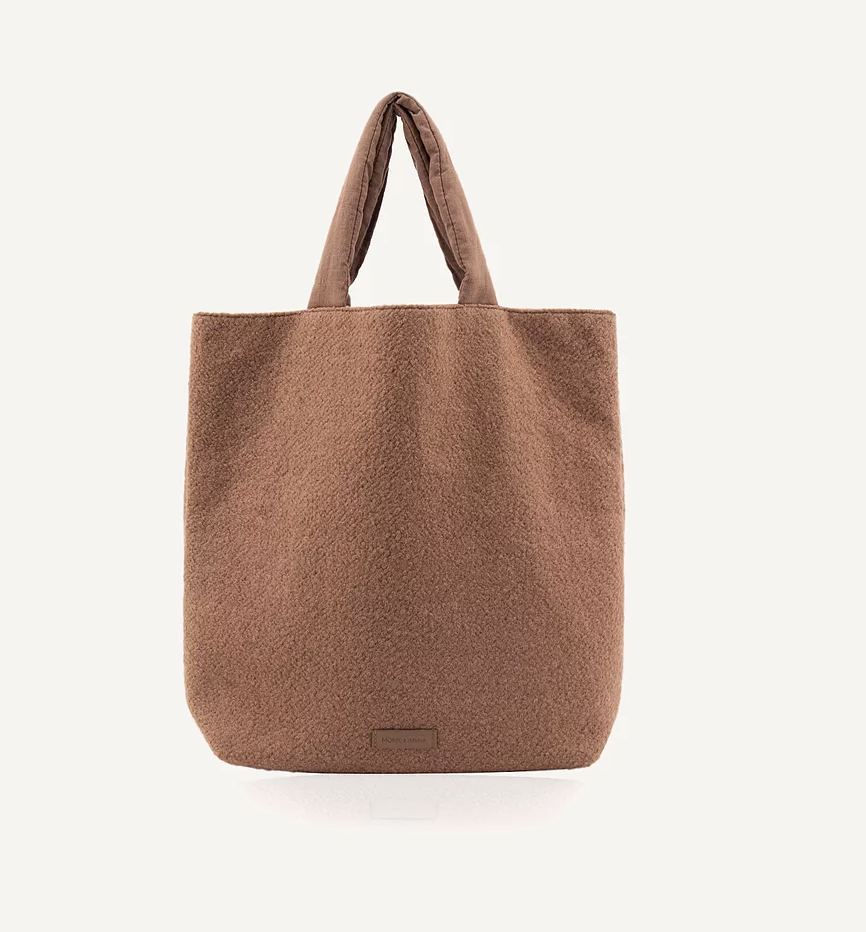 Wool Shopper (Cacao)