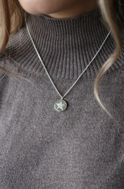 Sky Necklace (Silver)
