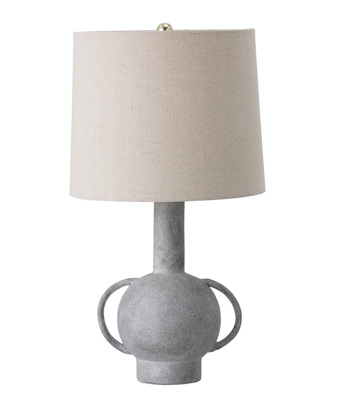 Lamp Grey and Linen