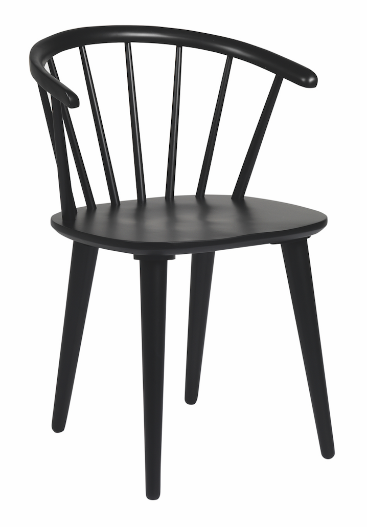 Rachel Chair Black