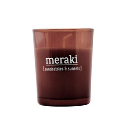 Meraki Candle Sandcastles and Sunsets 60g