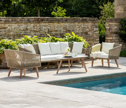 Cranley Outdoor Sofa Set