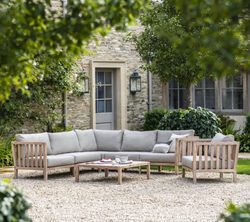 Newlyn Corner Outdoor Sofa Set