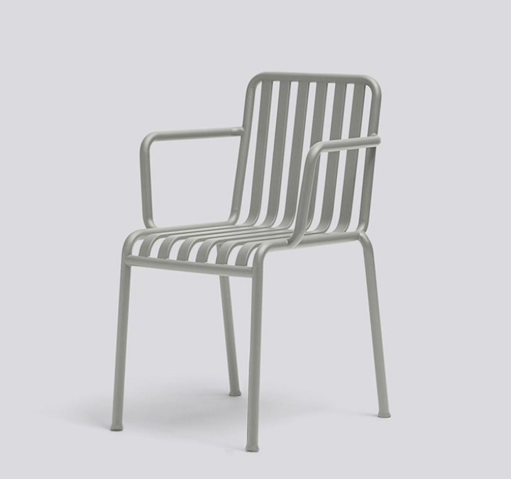 Palissade Outdoor Armchair With Arms (different colours available)