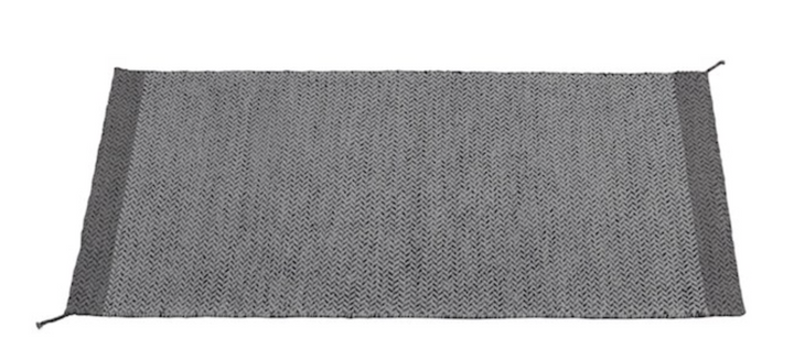 Ply Rug Dark Grey (6 sizes)