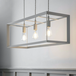 Trio Hanging Light