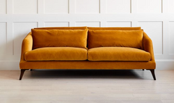 Beckett Sofa (2 and 3/4 Seater) lots of fabric choices