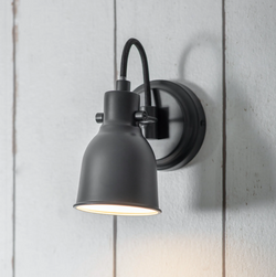 Wall Light Black