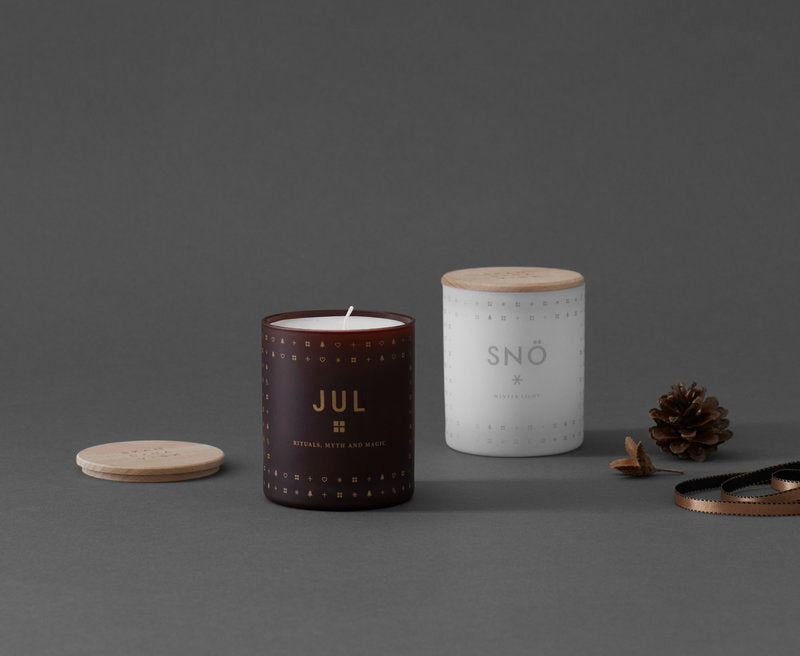 Sno (Winter Light) Candle