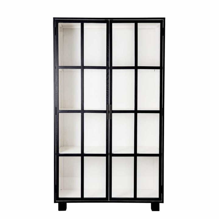Isabel Black Cabinet Tall