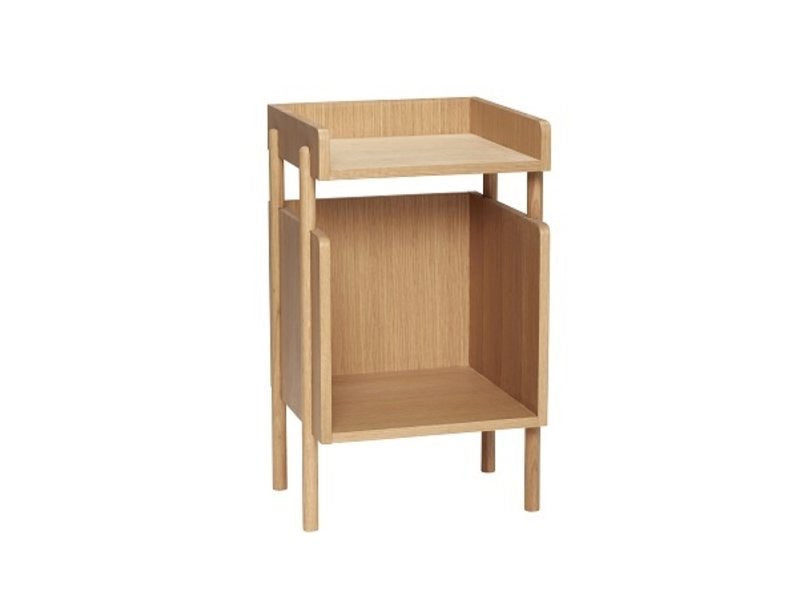 Open Bedside / Side Table
