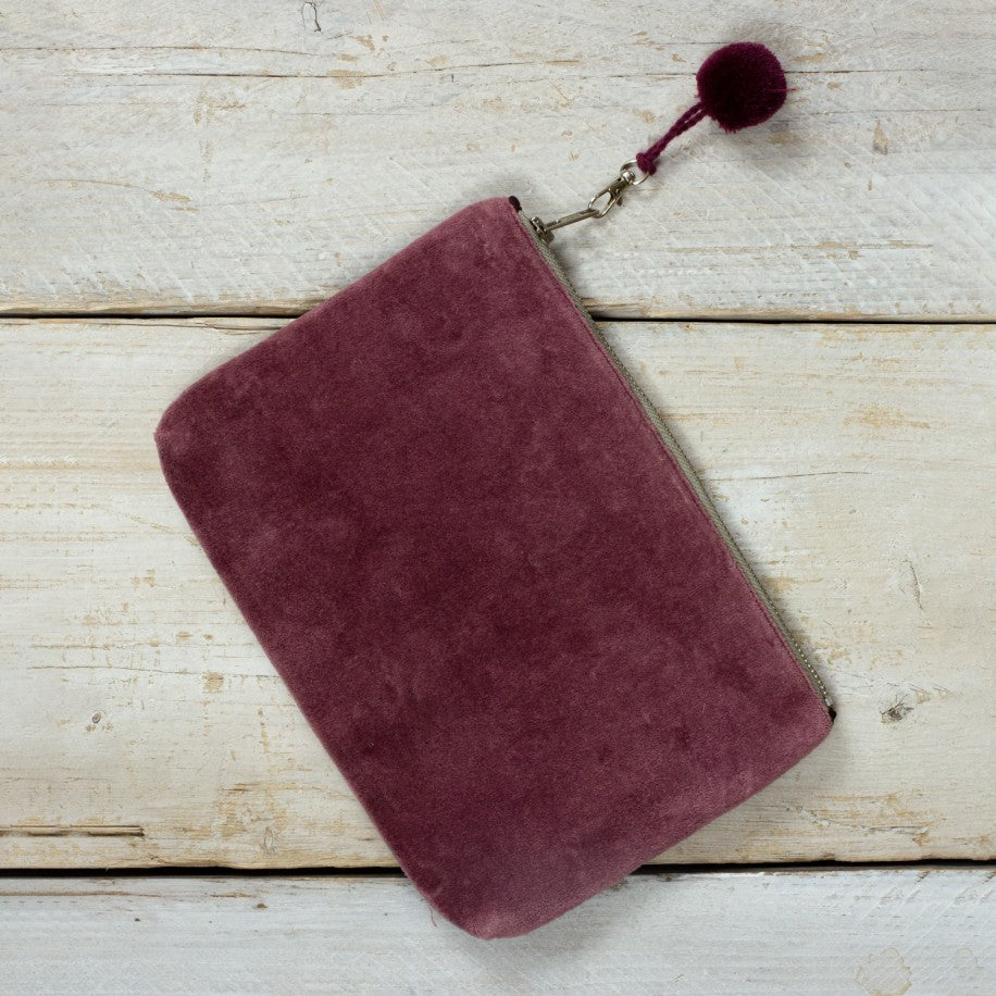 Velvet Pouches (different colours)