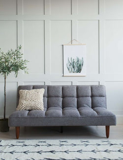 Andrina Sofa Bed Grey