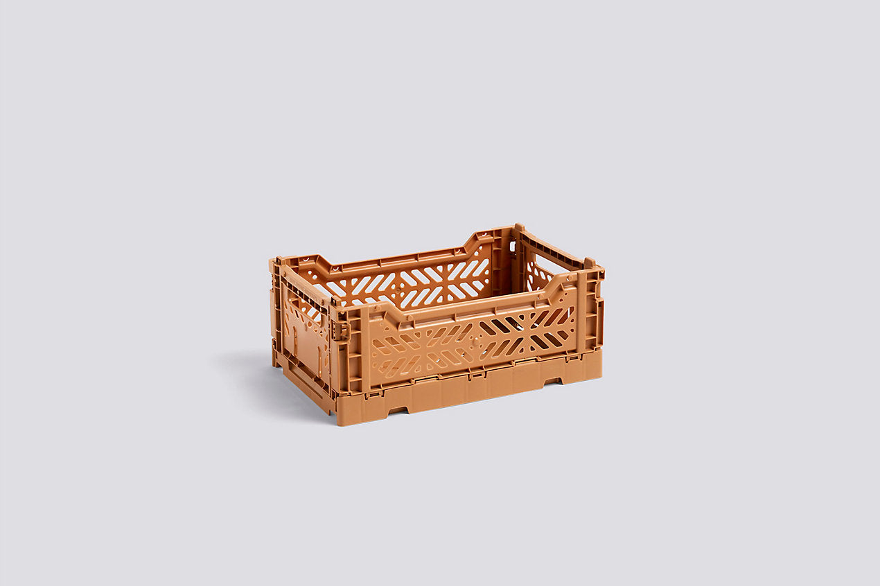 Tan Crate Small