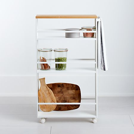 Slim Storage Trolley