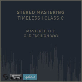 music analogue stereo mastering service online
