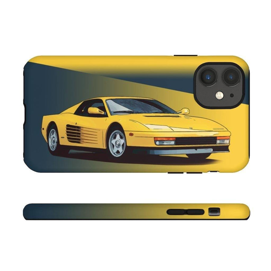 Ferrari Testarossa Tough Case