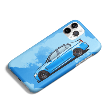 Yas Blue M3 Tough Case