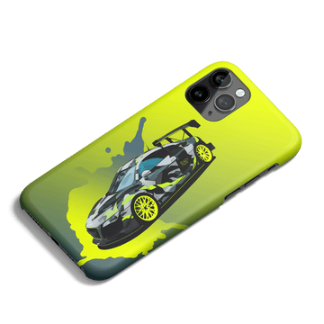 The Baxo Splatter Tough Case