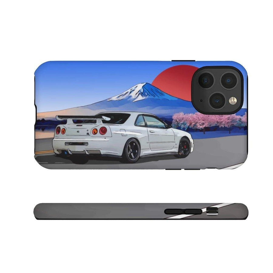 Nissan R34 GTR Japan Tough Case