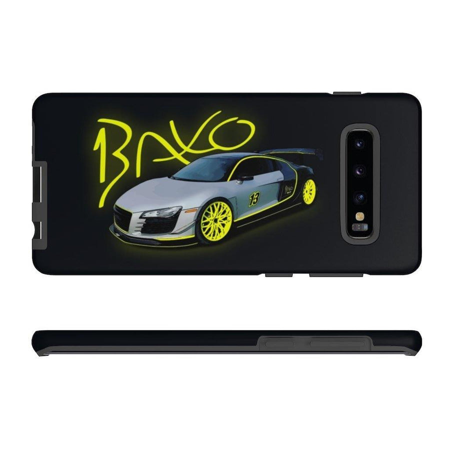 TheBaxo Neon Tough Case