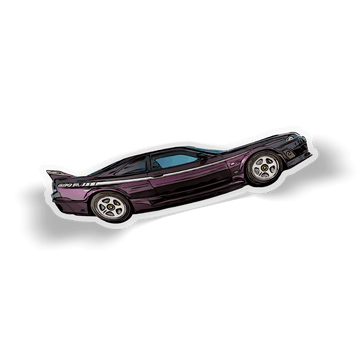 R33 Toonified Sticker