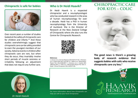 Brochure Colic - English