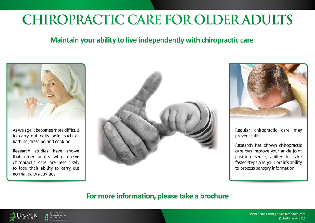Poster Older Adults - English