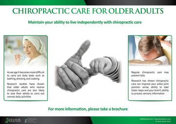 Poster - Older Adults