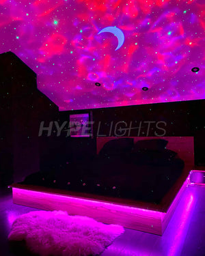 HYPELIGHTS™ Projector 2.0