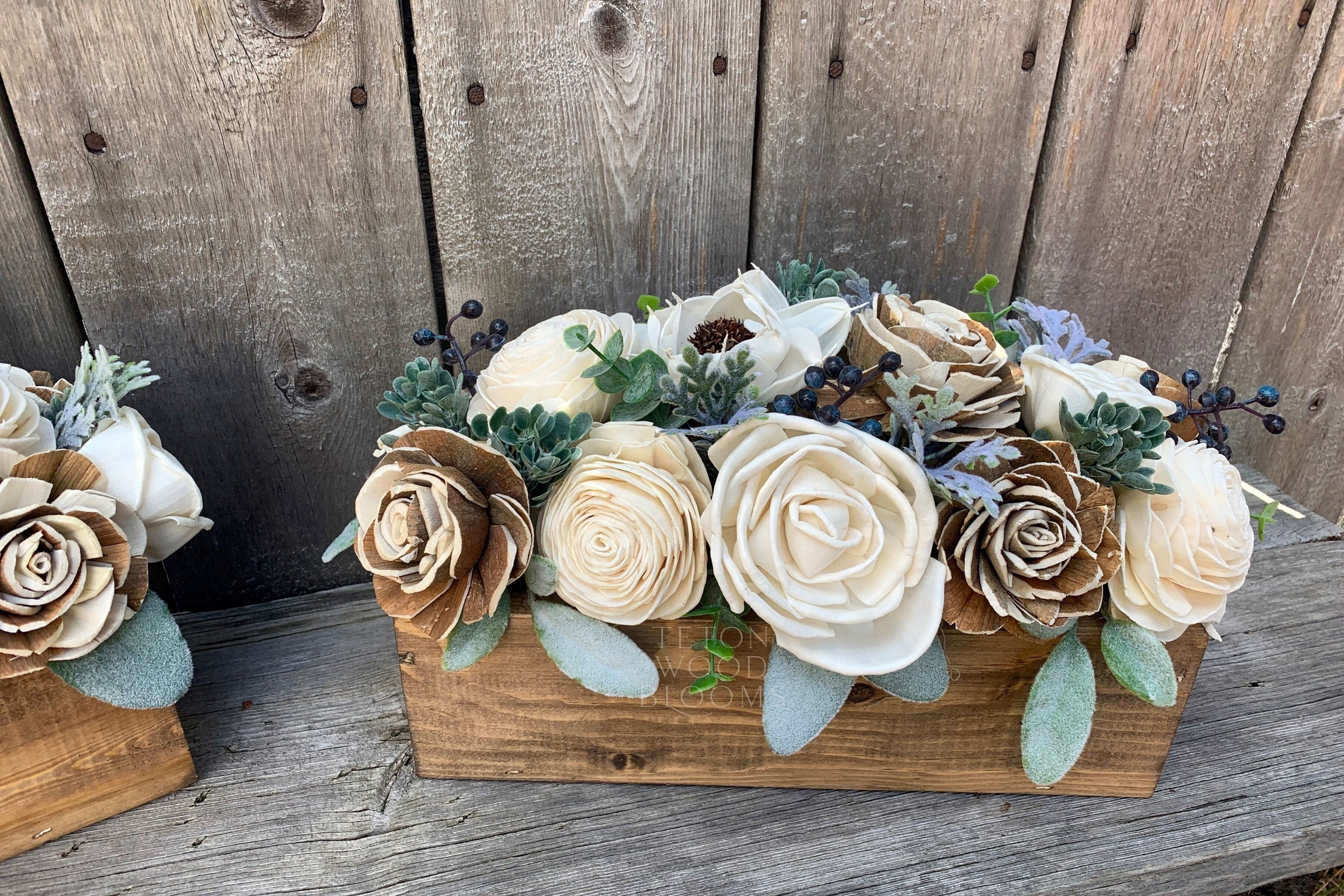 Farmhouse Centerpiece - 3 Sizes