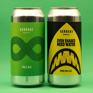 An Introduction to: Verdant Brewing Co / 8 Beers + Glassware