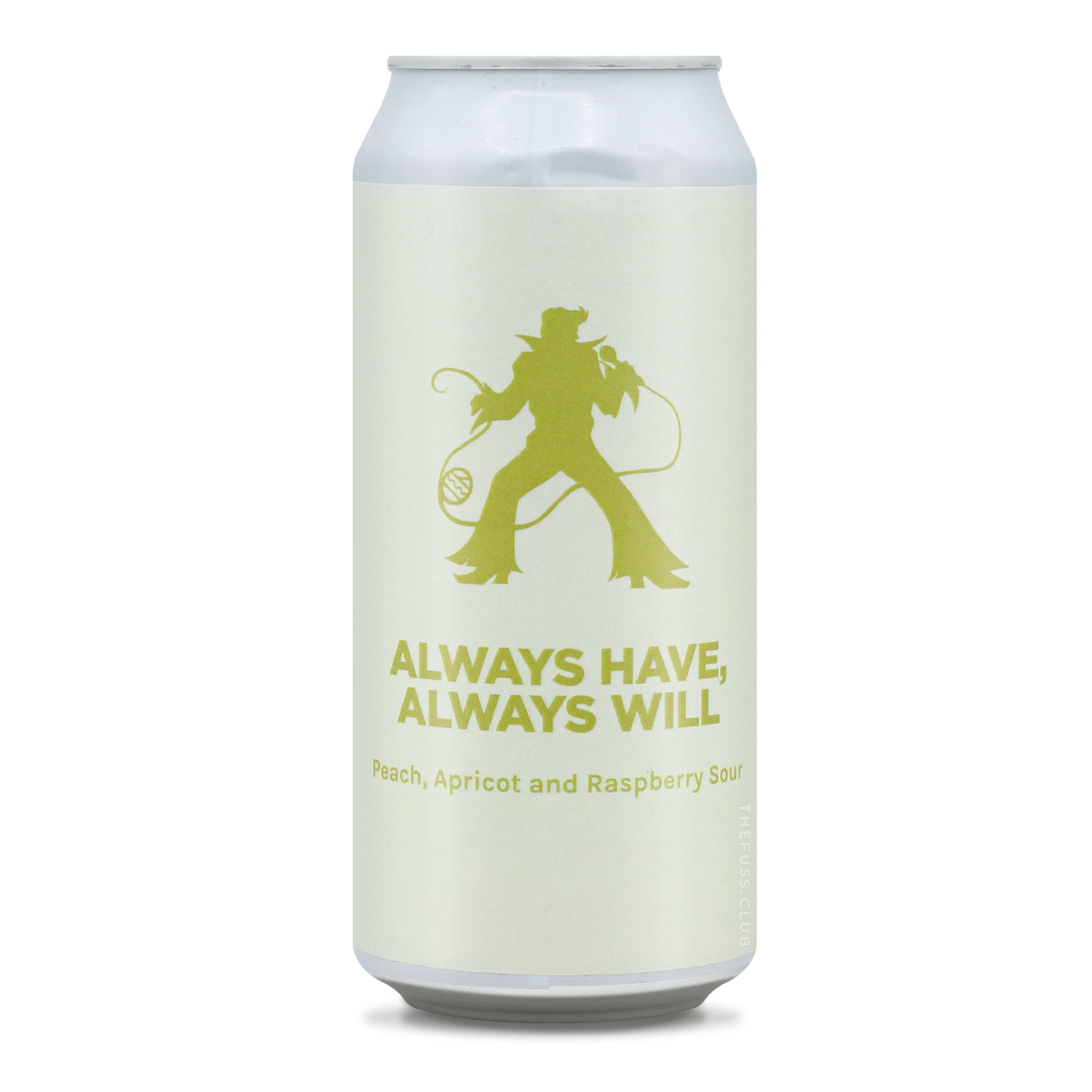 Pomona Island / Always Have, Always Will. / The Fuss Club Online Craft Beer Retailer UK