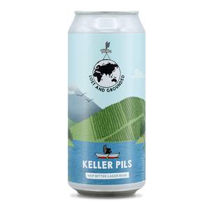 Load image into Gallery viewer, Lost & Grounded / Keller Pils  / The Fuss Club Online Craft Beer Retailer UK