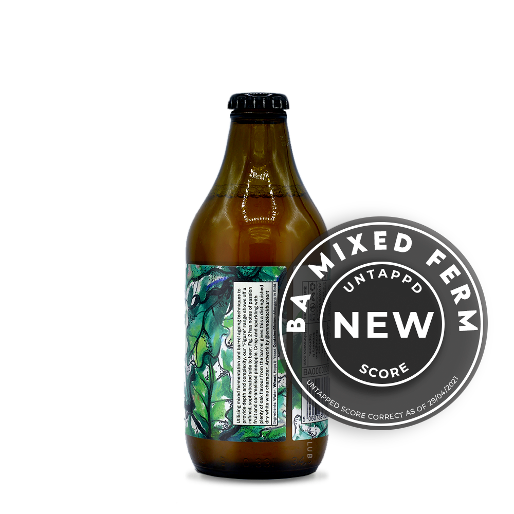 Attic Brew Co / Fig. 2   / The Fuss Club Online Craft Beer Retailer UK