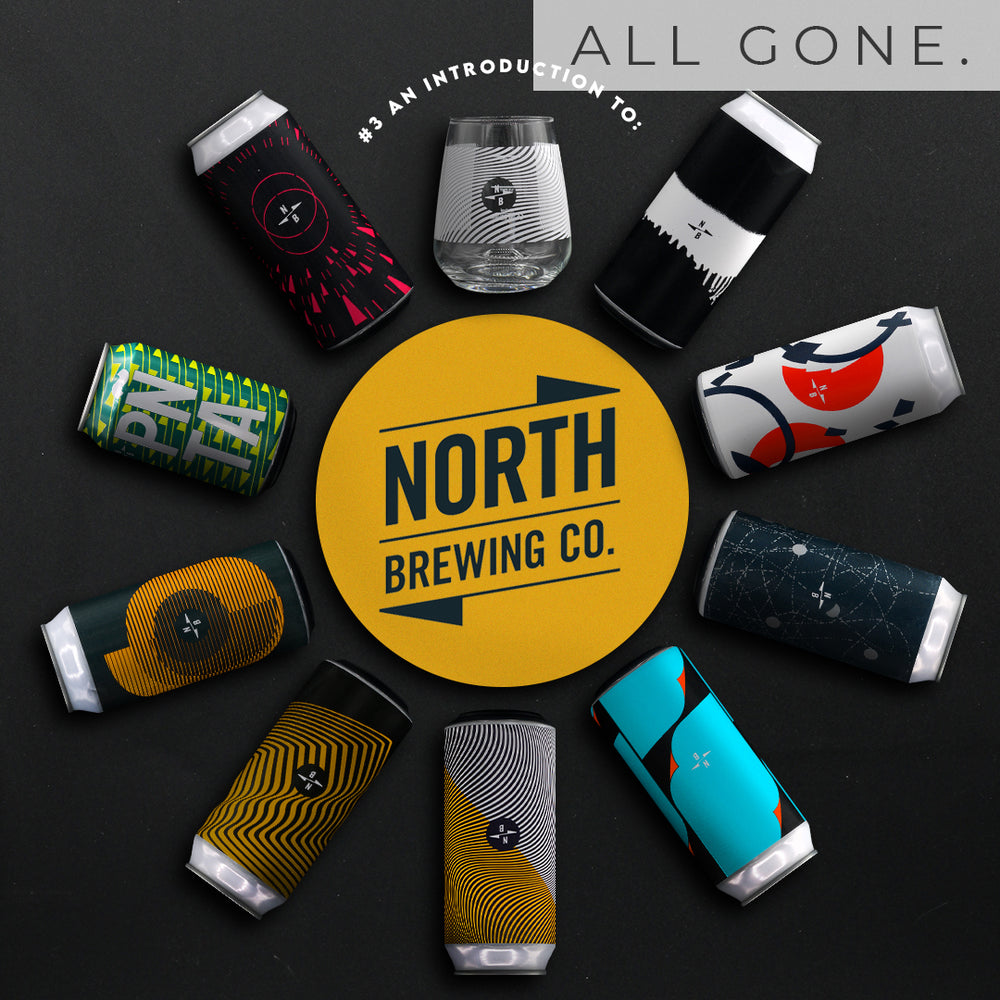 An Introduction to: North Brewing Co. 9 Beers + Glassware