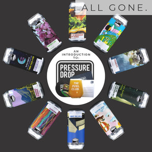 An Introduction to: Pressure Drop 10 Beers + Glass