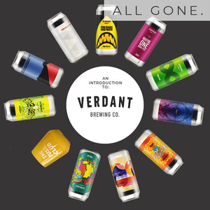 An Introduction to: Verdant Brewing Co. 10 Beers + Glass