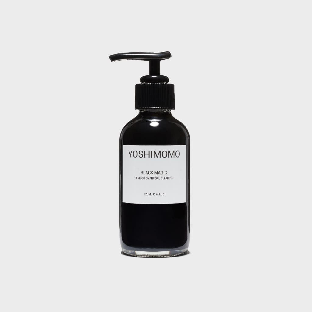Black Magic Bamboo Charcoal Cleanser