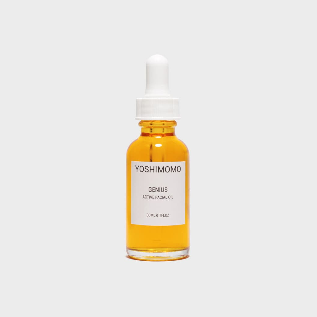 Genius Active Facial Oil for Instant Glow and Complete Skin Nutrition